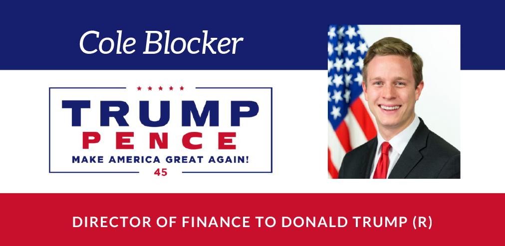 Ballotpedia's Daily Presidential News Briefing, Staffer Spotlight - Cole Blocker