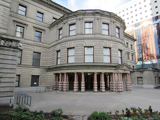Image of City Hall in Portland, Oregon.