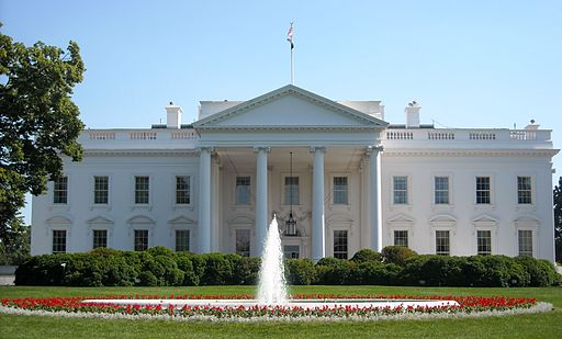 Photo of the White House in Washington, D.C.